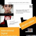 Dijital Dönüşüm ve Blockchaın Eğitimi (2)