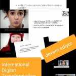 Dijital Dönüşüm ve Blockchaın Eiğitimi